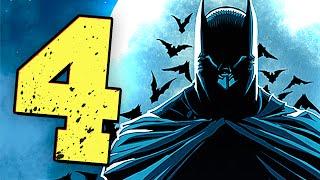 BATMAN: The Telltale Series Прохождение - Часть 4 - ДЕТЕКТИВ
