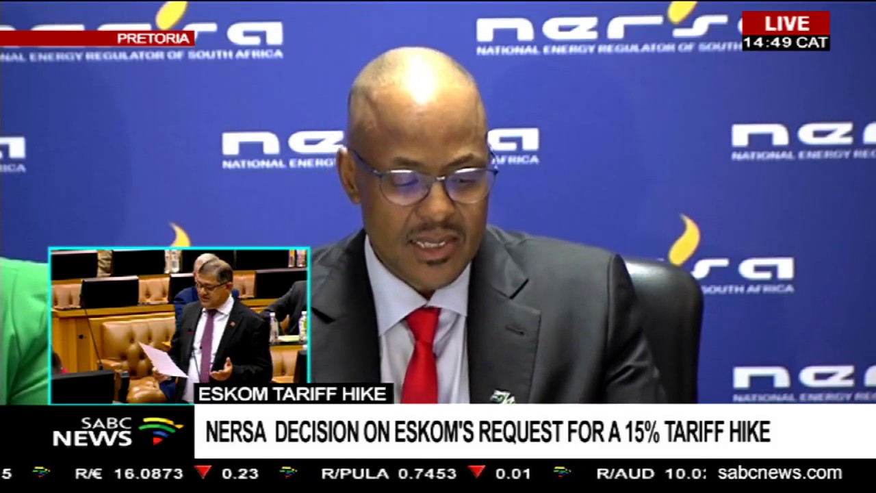 Eskom tariff hike rewards ANC corruption: DA - SABC News - Breaking