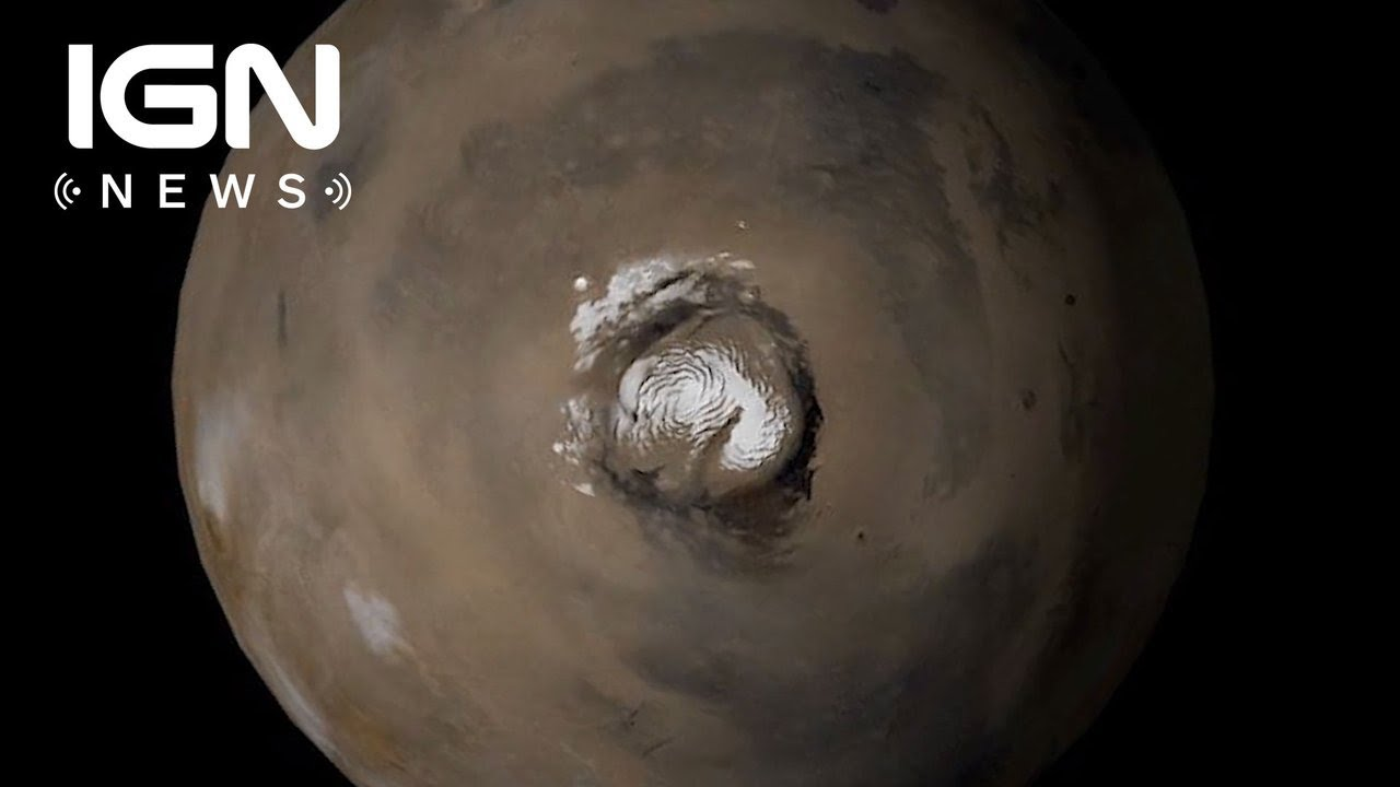 NASA Finds More Evidence for Past Life on Mars - IGN News ...