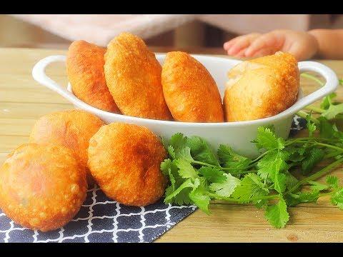 Saltfish Stuffed Bakes
