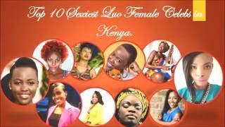 Most beautiful luo women from kenya 2016