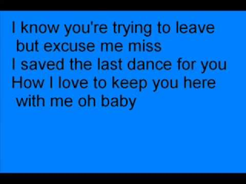 Chris Brown Excuse Me Miss   {Lyrics}