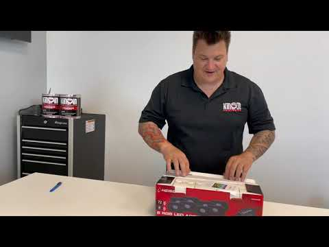What's in the Box Monday: Rock Lights