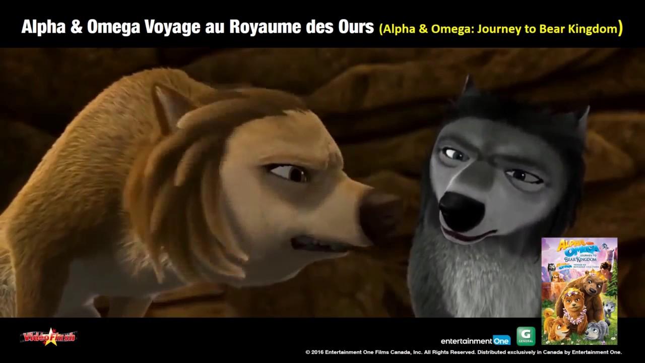 adbcac976fb Alpha   Omega  Voyage au Royaume des Ours (Alpha   Omega  Journey to Bear  Kingdom)