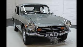 Honda S800 Coupé 1969 -VIDEO- www.ERclassics.com