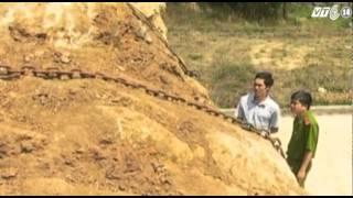 VTC14_Tịch thu khối đá quý nặng gần 30 tấn ở Đắk Nông