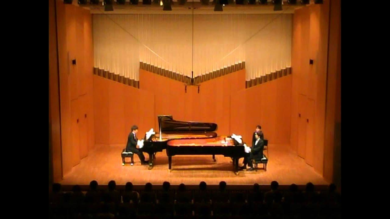 2台のピアノのための組曲 作品6...