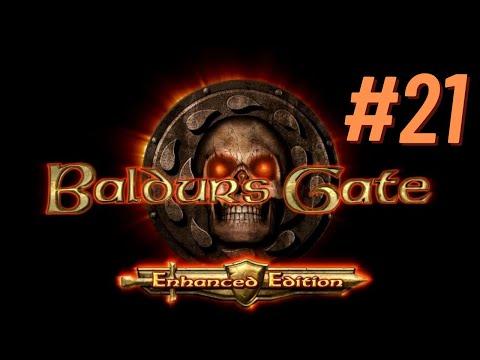 Baldur's Gate: Enhanced Edition - 21 Larswood - Complete Walkthrough  