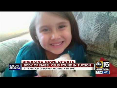 Body of Isabel Celis found in Tucson area