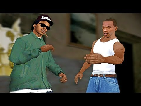 THE MOST GANGSTA GAME EVER