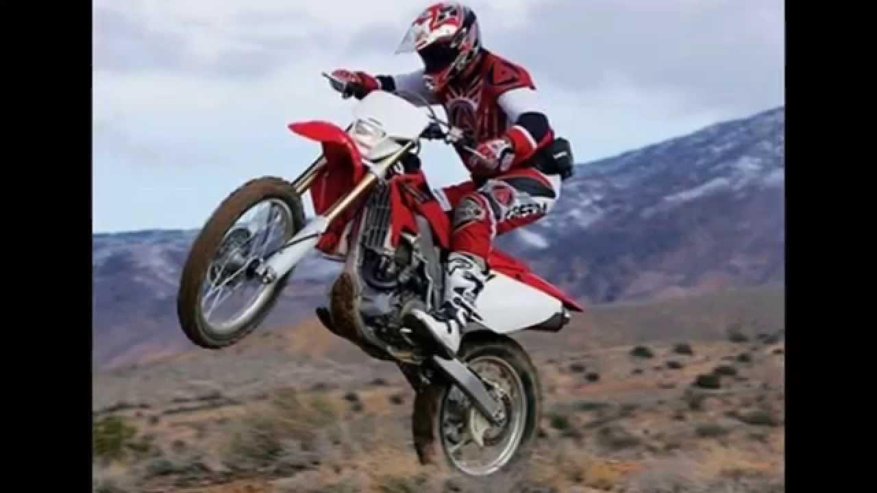 2015 Honda CRF450X street legal - YouTube