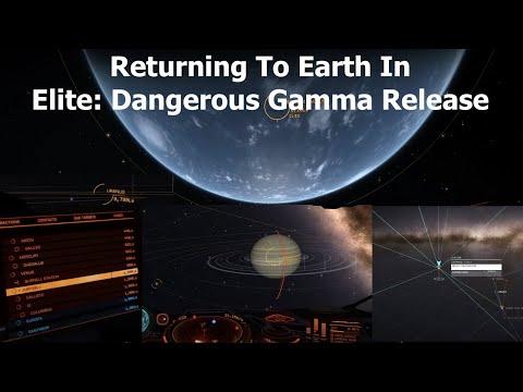 Elite: Dangerous - Pilgrimage to Earth