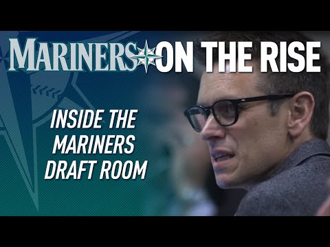 Inside the Mariners' Draft room
