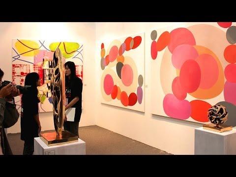 Wolfgang Kluge - Shanghai Art Fair 2012