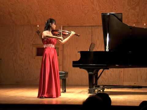 Ysaye  Sonata for Solo Violin Op. 27 No. 2, Part 1