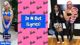 Mulatto - In N Out (Lyrics) ft. City Girls