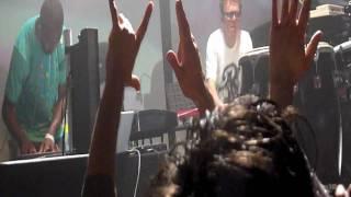 Leftfield live 2010 - Space Shanty [HD]