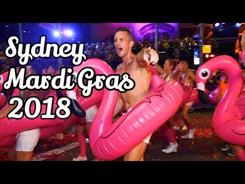 Sydney Mardi Gras 2018 🏳️🌈🇦🇺