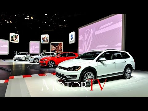 VOLKSWAGEN GROUP l ANNUAL SESSION 2017 l Press Conference (ENG)