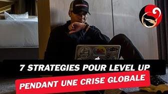 """7 stratégies pour tirer profit d'une crise (la vérité sur les business """"recession-proof"""")"""