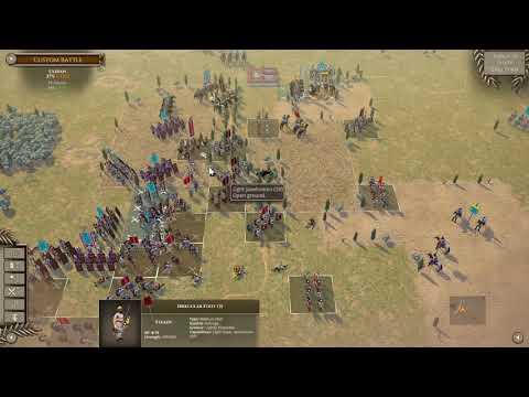 BATTLEMODE ENGAGE | Field of Glory II - Tournament 2020 - Tier 1 - Game 1 - Ep.4 |