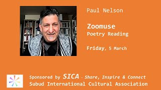Zoomuse - Paul Nelson - 5 March 2021
