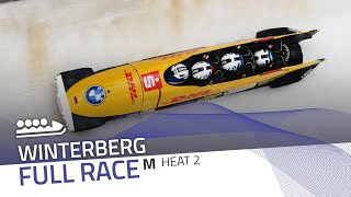 Winterberg | BMW IBSF World Cup 2020/2021 - 4-Man Bobsleigh Heat 2 | IBSF Official