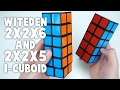 WitEden 2x2x6 and 2x2x5 i-Cuboid Unboxing! | TheCubicle.us