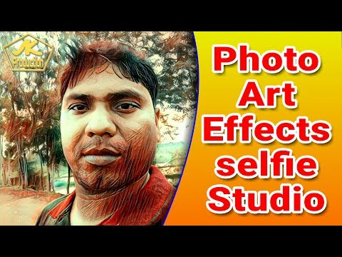 Photo Art Effects selfie Studio