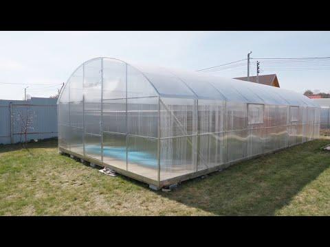 Павильон для бассейна (иду на крайние меры в условиях карантина)
