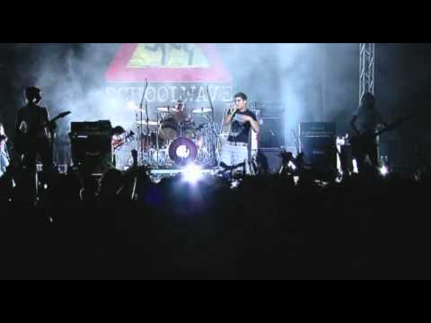 "E-Legal (""Killing in the name of"") LIVE @ SCHOOLWAVE CYPRUS 2010"