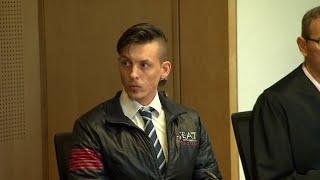 Prozess gegen Dreifachmörder: Jan G. vor Gericht