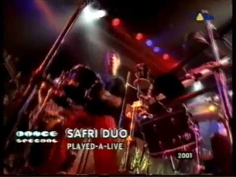 Safri Duo  - Played A Live- Live @ Club Rotation