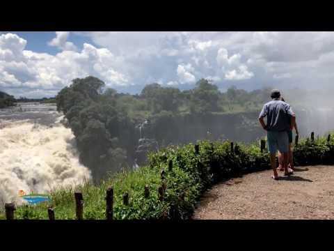 Wild Horizons: Victoria Falls Tour (Zimbabwe)