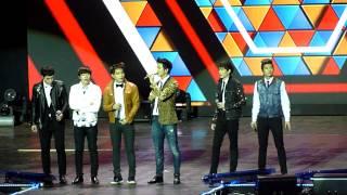 [090313] HD MusicBank Jakarta 2PM Opening