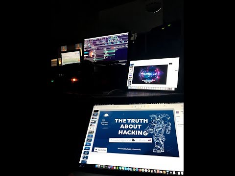 TechChill 2018 - Hacking from Hollywood to Russia