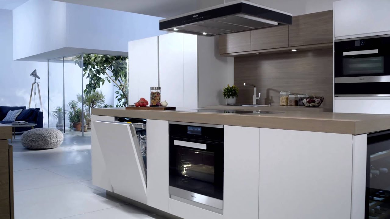 Miele Dishwashers  Innovative G6000 Overview  YouTube