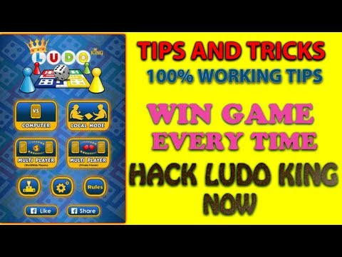 Hack LUDO KING Online Game Tips And Tricks To Win Every Time (NEW TRICK)