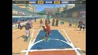 FreeStyle Street Basketball PC Games Gameplay - E3 06