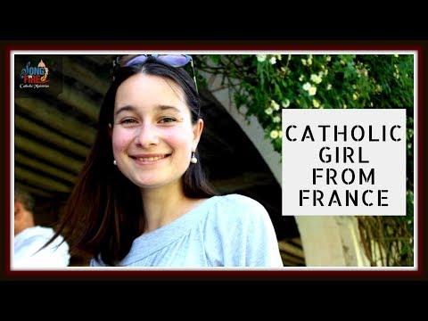 Catholic Girl || Catholic Lifestyle || Emmanuel Community || Gabrielle || France
