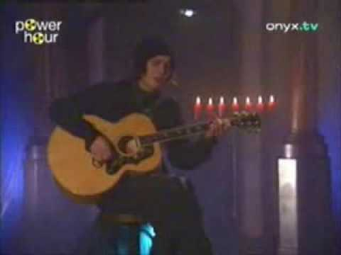 Ville Valo Acoustic  Funeral of Hearts with LYRICS  - HIM - SEXY VILLE