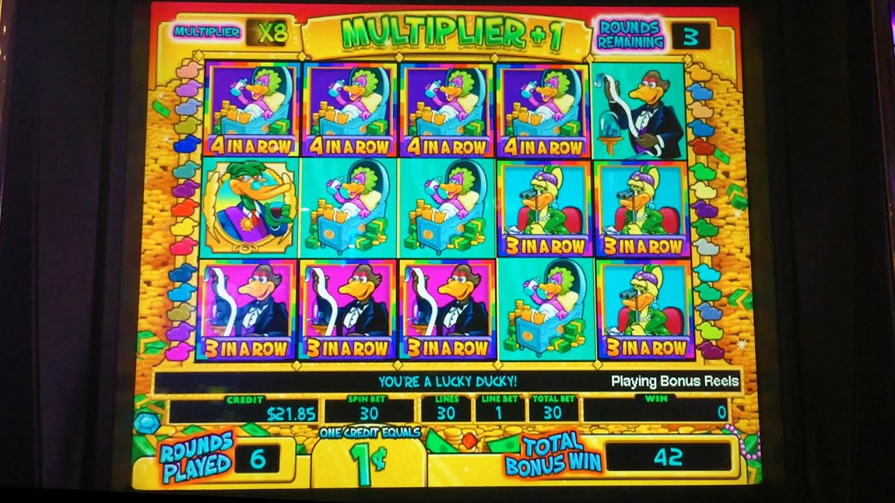 Ducks In A Row Slot Machine Free Play