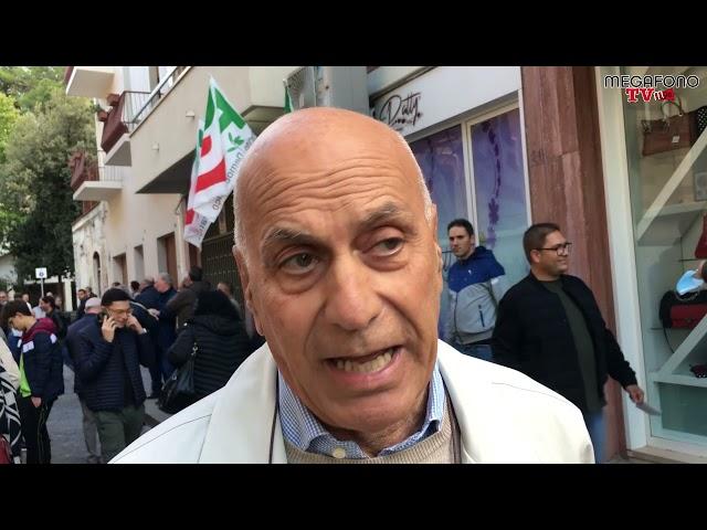 Francesco Bonito (PD) è il nuovo sindaco di Cerignola