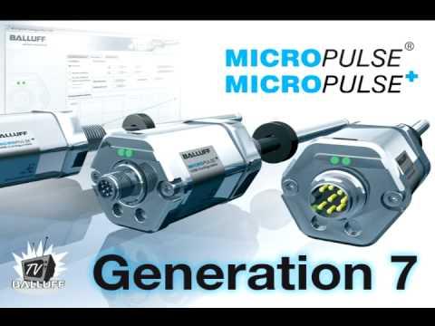 Advanced Hydraulic Cylinder Position Feedback - Balluff Micropulse  Generation 7