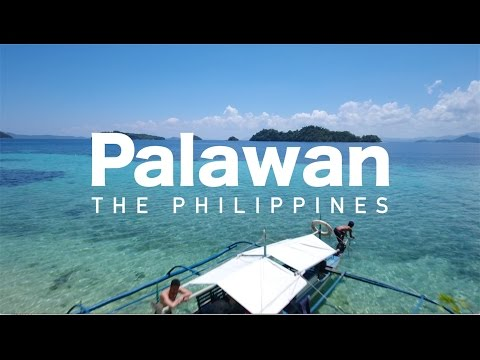 Palawan, The Philippines - 4K Drone Film