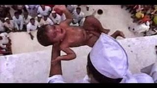 NGERI !!! 5 Ritual Bayi Paling SADIS dan Mengerikan Di Dunia