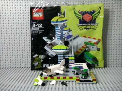 "Lego M.B.A. 20201 Kit 2- ""Microbuild Designer""- Review - YouTube"