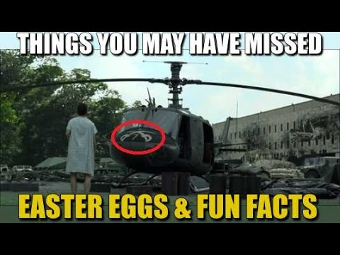 The walking dead easter eggs fun facts things you might for Easter egg fun facts