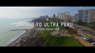 Road to Ultra Peru 2016 (Official 4K Recap)