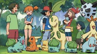 A friendly reunion! | Pokémon: Advanced Battle | Official Clip